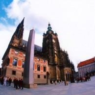 04 プラハの王宮にて (チェコ)