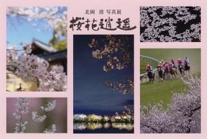 北岡清写真展「桜花逍遥」